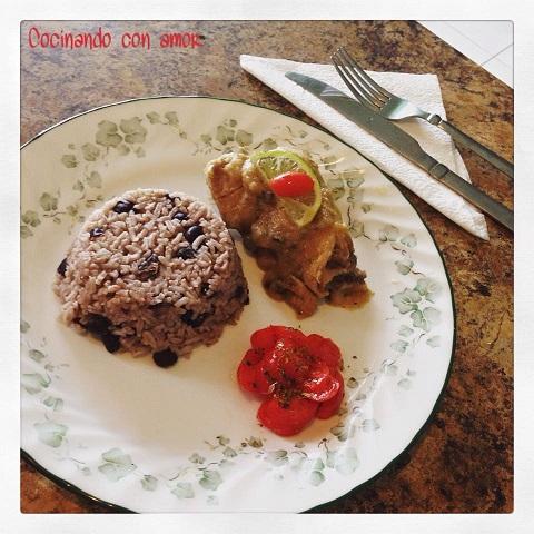 Pollo al lim n cocinando con amor for Cocinando 15 minutos con jamie